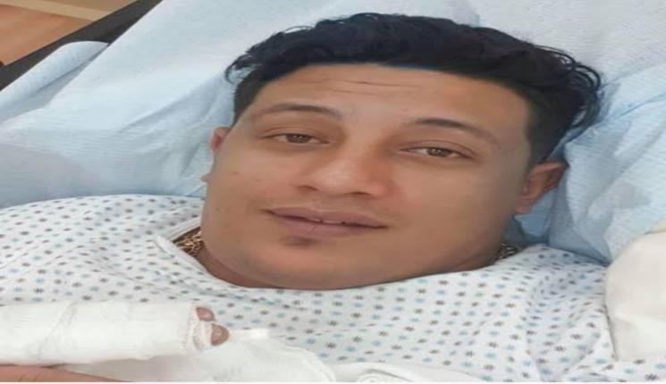 """إصابة """"حمو بيكا"""" في مشاجرة في الإسكندرية ونقله إلى المستشفي"""