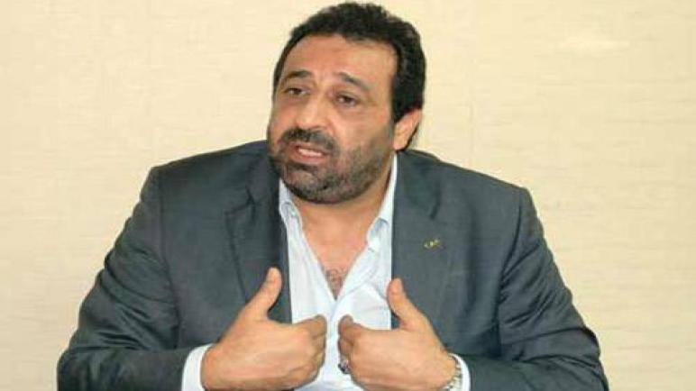حبس عام لمجدي عبد الغني لاتهامه بالامتناع عن تسليم ميراث أقاربه