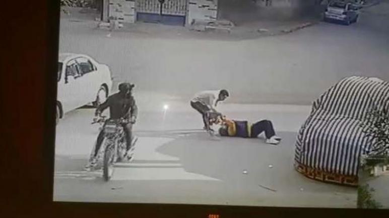 الأمن يكشف تفاصيل سحل سيدة في مدينة نصر
