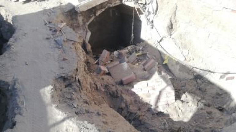 الشرطة تبحث عن مجهولين نبشوا قبر سيدة توفيت بكورونا فى حلوان وحرقوا جثتها