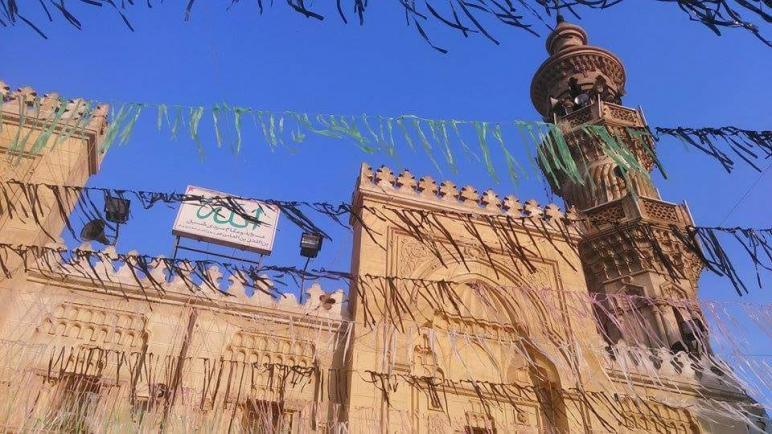 مسجد سيدي شبل يعاني الإهمال من قبل المسؤولين بالمنوفية