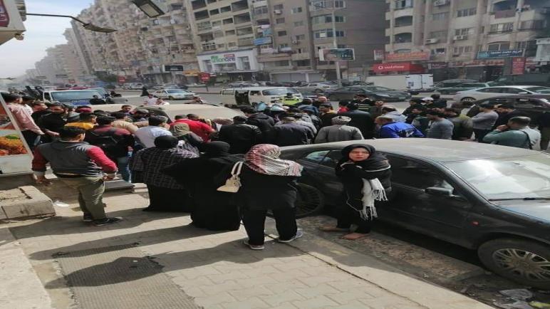 شهود عيان يكشفون تفاصيل سقوط شاب من الطابق التاسع في فيصل