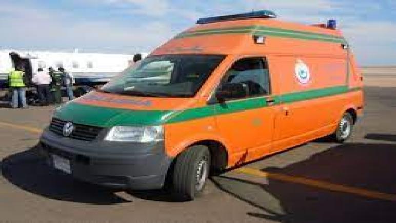 الدفع بـ 25 سيارة إسعاف لنقل المصابين بحادث إنقلاب قطار طوخ