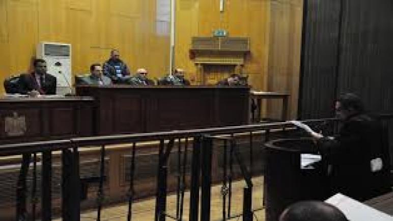 محكمة طنطا تحيل المتهمان بقتل سيدة مسنة بالغربية للمفتى