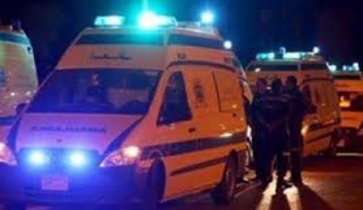 مصرع شخص في حادث على الطريق الدولي الساحلي بكفر الشيخ
