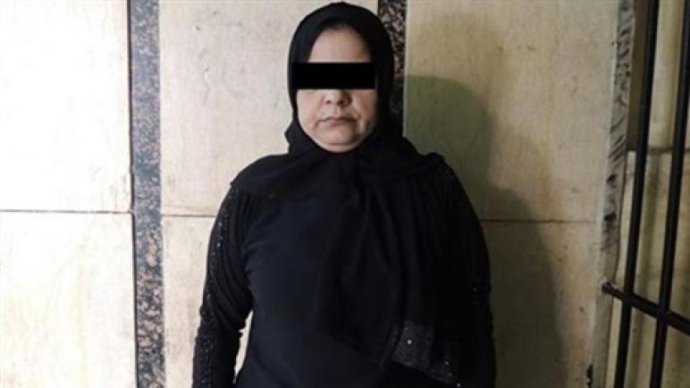 """تقتل زوجها وتجلس مع الجثة 15 يوم بالشقة حتي تحللت في """"البحيرة """""""