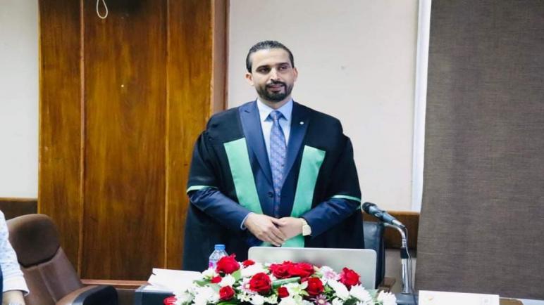 نور بن عيسى يحصل على درجة الدكتوراه في الاقتصاد والعلوم السياسية